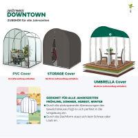 astreea® Downtown das Multifunktions-Gartenhaus für alle Jahreszeiten